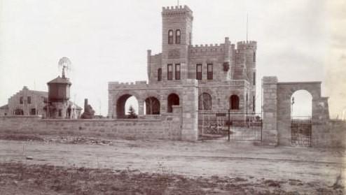 richthofen castle