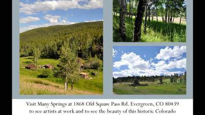 Many Springs Plein Air Event