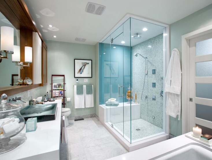 Bathroom Renovation Shows renovations that add value to your home - sarah scott