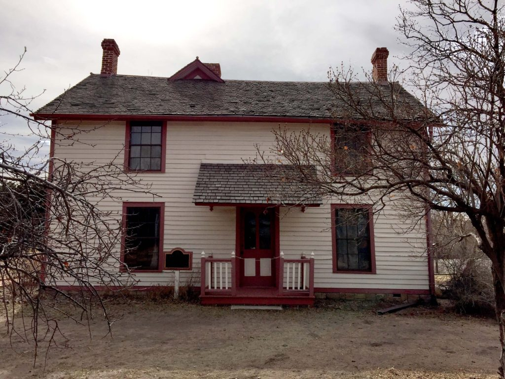 Four Mile House