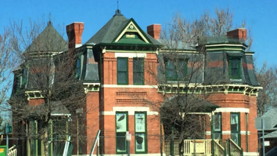 Five Points victorian preservation