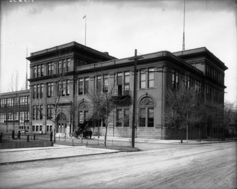 Whittier - Manual High School